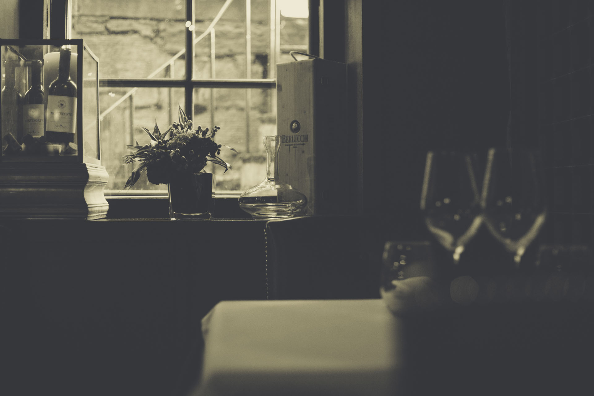 The Restaurant Photographer | Make a Great First Impression